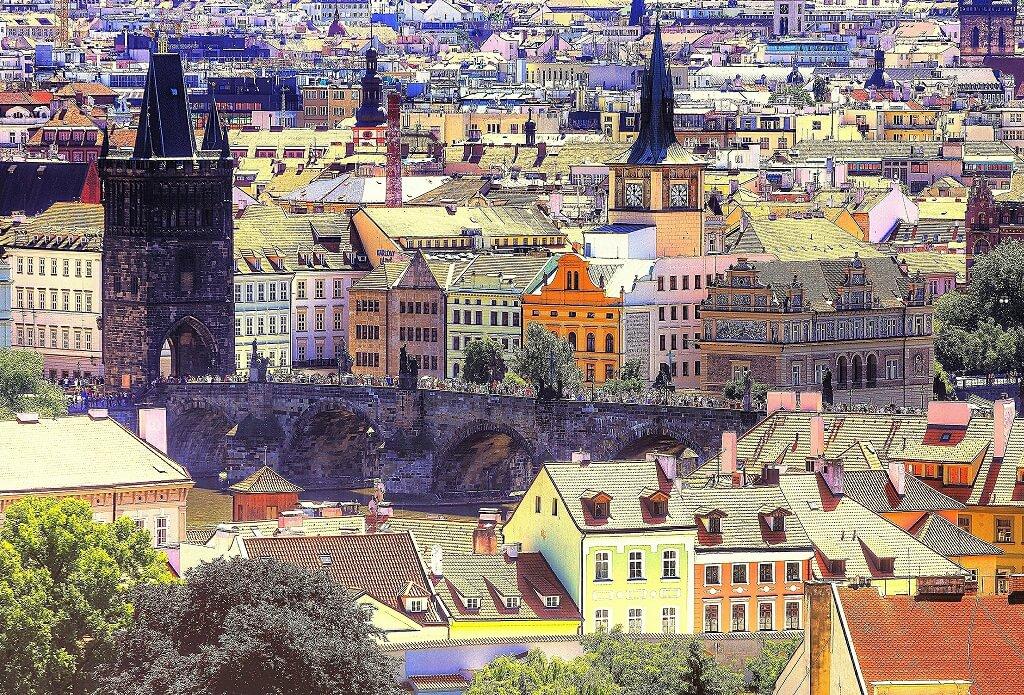 Учиться в Чехии