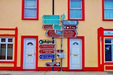 Языковые курсы в Ирландии
