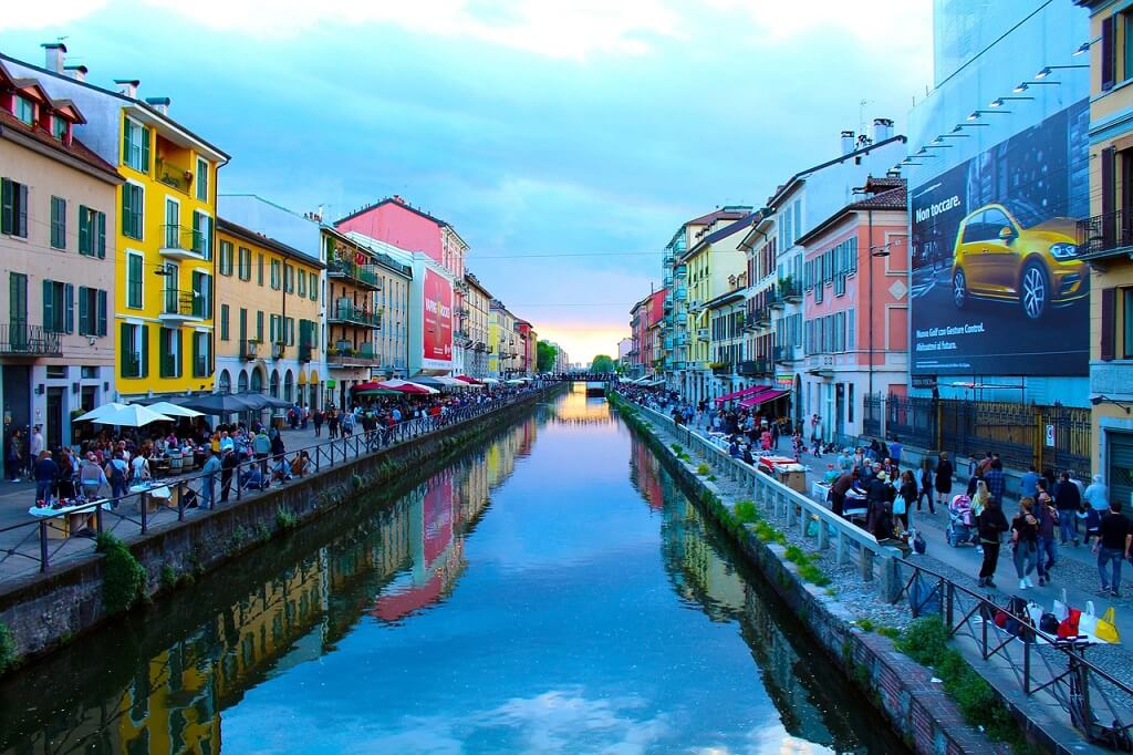 Курсы моды в Милане