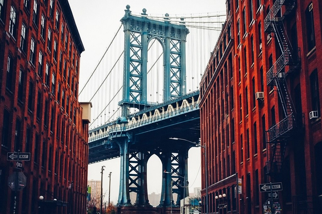 Курсы в Нью-Йорке