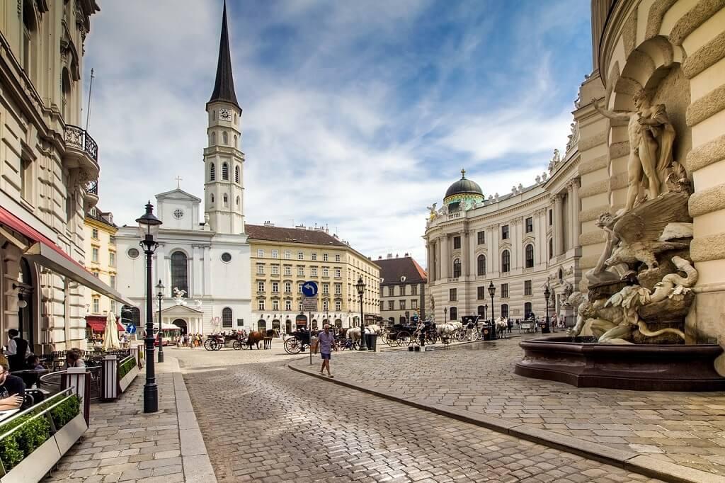 Учеба в Вене