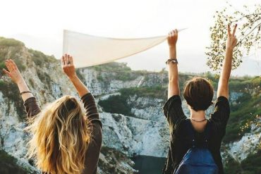 Нетривиальные примеры путешествия для двоих