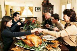 Как празднуют День Благодарения в США