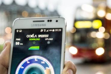 Мобильный интернет в Европе 4G