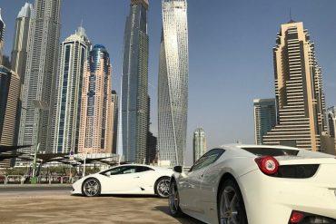 Особенности аренды авто в Дубае